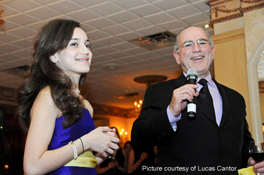 bat mitzvah parent speech by father