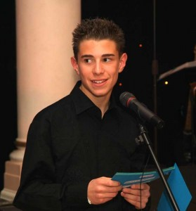 Bar Mitzvah speech