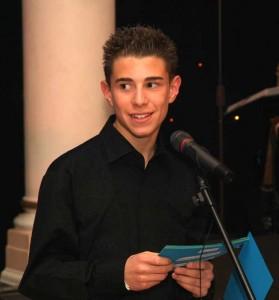 Bar Mitzvah speech