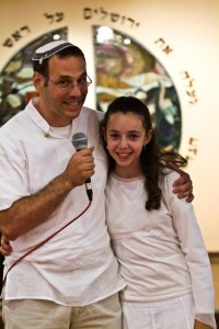 bat mitzvah speech from father