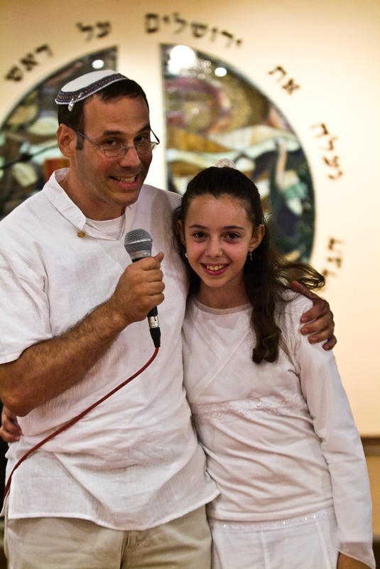 What I Said to My Daughter on Her Bat Mitzvah