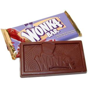 Willy Wonka Bar Mitzvah theme