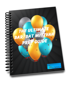 bar bat mitzvah prep guide cover