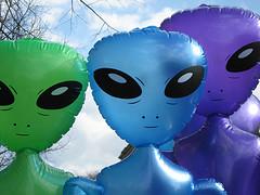 aliens bar mitzvah theme