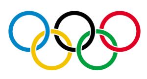 olympics bar mitzvah theme