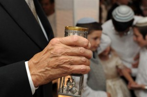 Blessings under the Chuppah